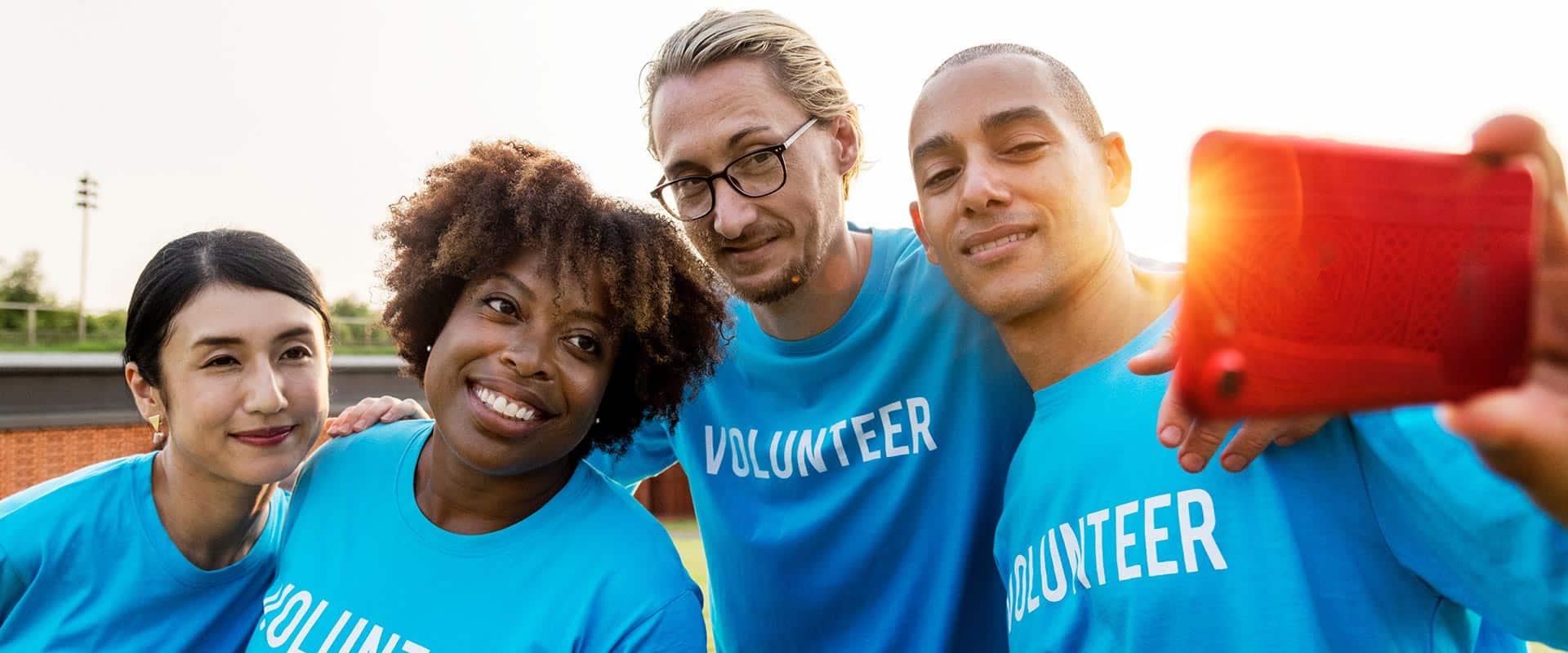 Building Our Paul PCS Community Through Service